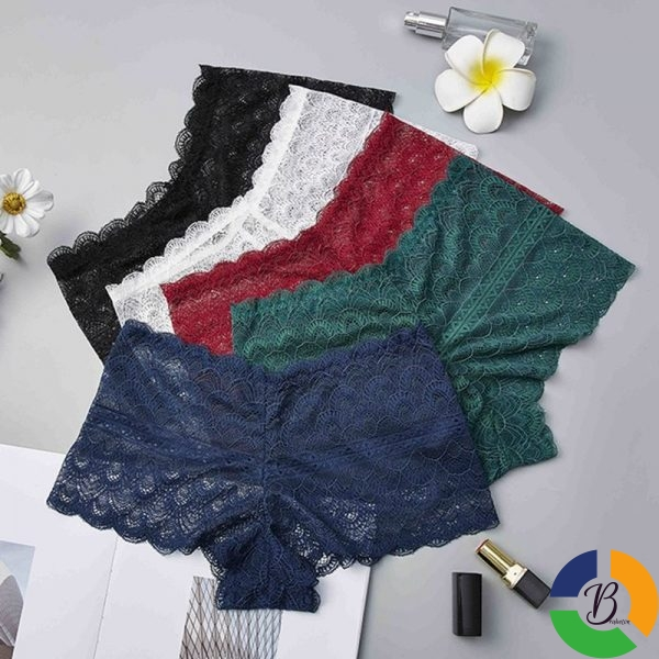 2019 Summer Women Lace Panties Lady Sexy Seamless Safety Shorts Tight Soft Lace Shorts Women Underwear 1 » Brabeton » The People's Marketplace » 25/09/2020