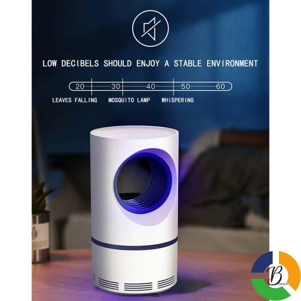 USB LED Instant Mosquito Killer Lamp 5