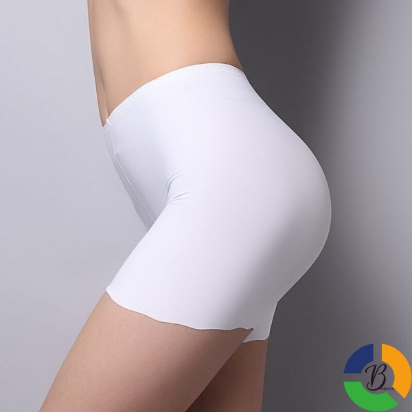 Women Safety Shorts Pants Seamless Nylon Mid Waist Panties Seamless Anti Emptied Boyshorts Pants Girls Slimming 1 » Brabeton » The People's Marketplace » 28/01/2021