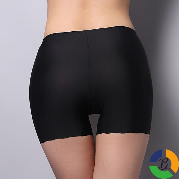 Women Safety Shorts Pants Seamless Nylon Mid Waist Panties Seamless Anti Emptied Boyshorts Pants Girls Slimming 2 » Brabeton » The People's Marketplace » 28/01/2021