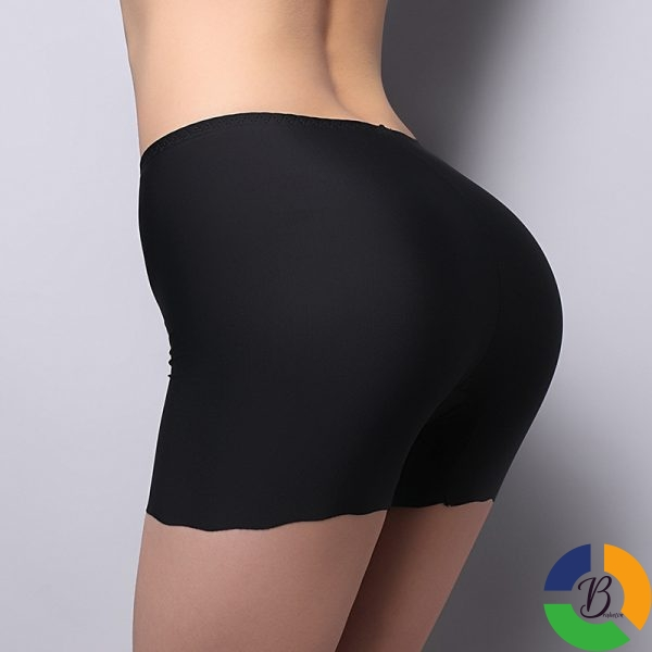 Women Safety Shorts Pants Seamless Nylon Mid Waist Panties Seamless Anti Emptied Boyshorts Pants Girls Slimming 3 » Brabeton » The People's Marketplace » 28/01/2021