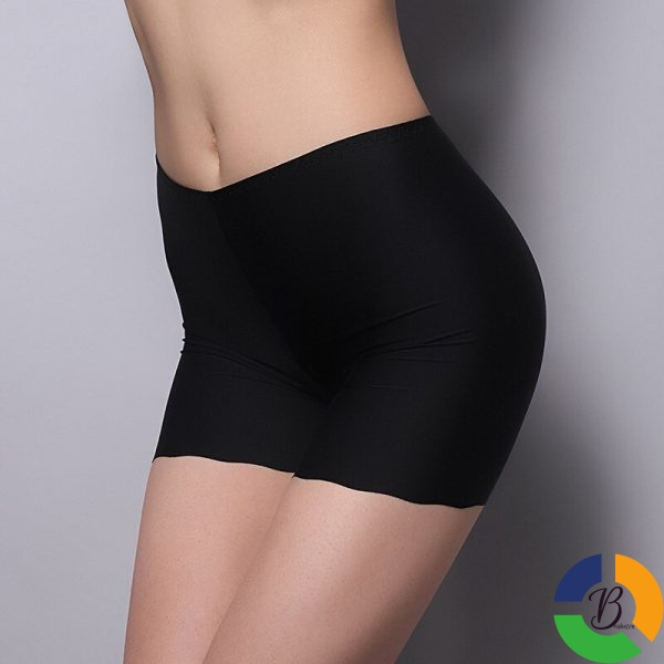 Women Safety Shorts Pants Seamless Nylon Mid Waist Panties Seamless Anti Emptied Boyshorts Pants Girls Slimming 4 » Brabeton » The People's Marketplace » 28/01/2021