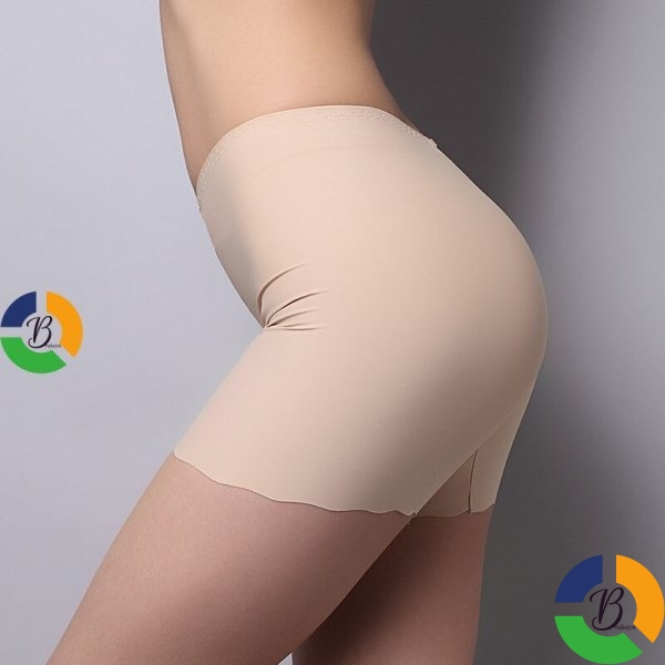 Women Safety Shorts Pants Seamless Nylon Mid Waist Panties Seamless Anti Emptied Boyshorts Pants Girls Slimming » Brabeton » The People's Marketplace » 28/01/2021