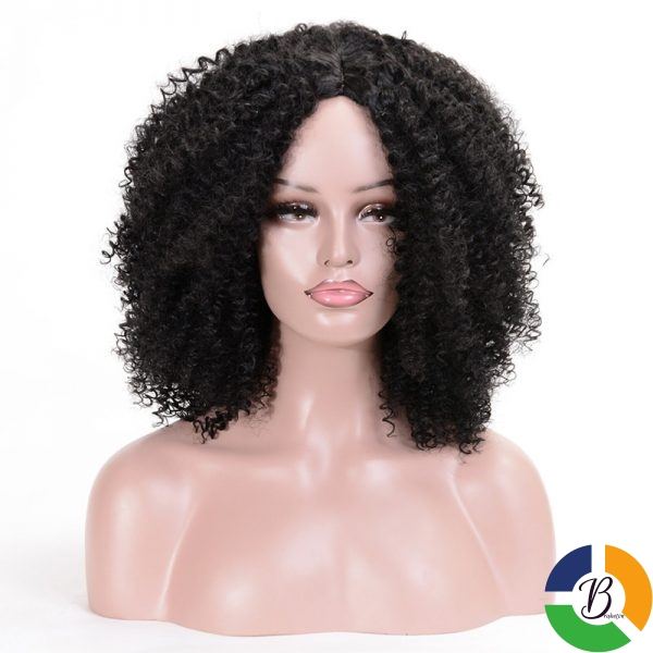 MSIWIGS Brown Synthetic Curly Wigs for Women 4 Colors Ombre Short Afro Wig African American 14 3 » Brabeton » The People's Marketplace » 26/09/2020