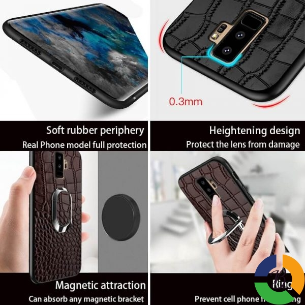 Real leather Case For Samsung Galaxy a50 a70 a30 a8 a7 2018 Note 10 9 Luxury 3 » Brabeton » The People's Marketplace » 28/01/2021