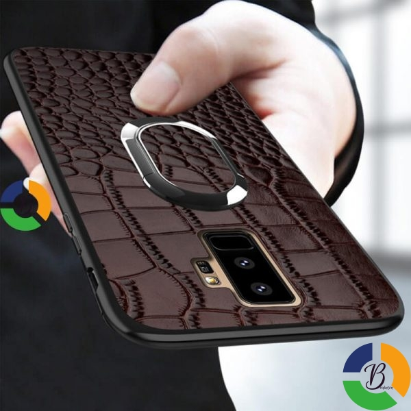 Real leather Case For Samsung Galaxy - Brabeton