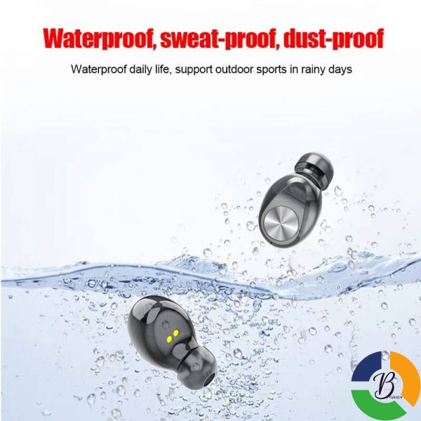VOULAO Bluetooth 5 0 Earphone 8D Stereo Wireless Headphones Sport Waterproof Handsfree Earbuds Headset with 2000 5 » Brabeton » The People's Marketplace » 28/03/2020