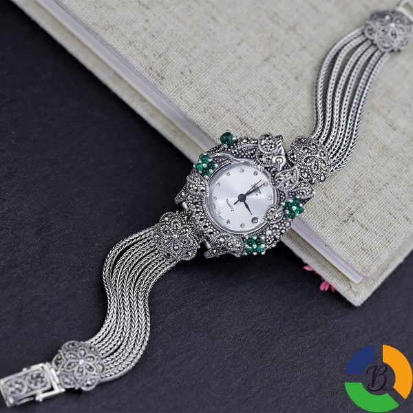 jewelry S925 wholesale silver jewelry accessories wholesale factory direct selling Thai silver delicateness Bracelet Watch 1 » Brabeton » The People's Marketplace » 26/09/2020