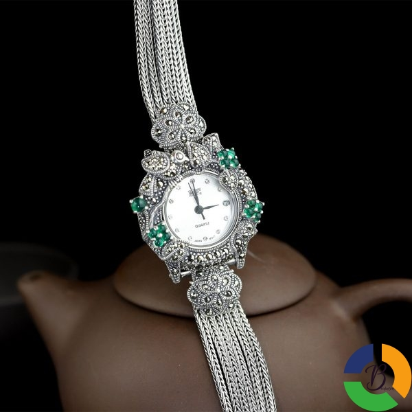 jewelry S925 wholesale silver jewelry accessories wholesale factory direct selling Thai silver delicateness Bracelet Watch 3 » Brabeton » The People's Marketplace » 26/09/2020