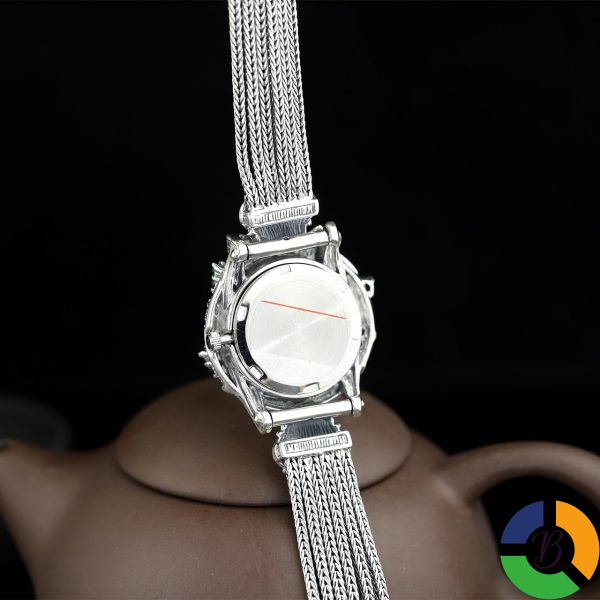 jewelry S925 wholesale silver jewelry accessories wholesale factory direct selling Thai silver delicateness Bracelet Watch 4 » Brabeton » The People's Marketplace » 26/09/2020