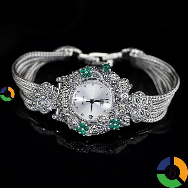 jewelry S925 wholesale silver jewelry accessories wholesale factory direct selling Thai silver delicateness Bracelet Watch » Brabeton » The People's Marketplace » 26/09/2020