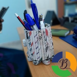 Pencil holders Brabetron