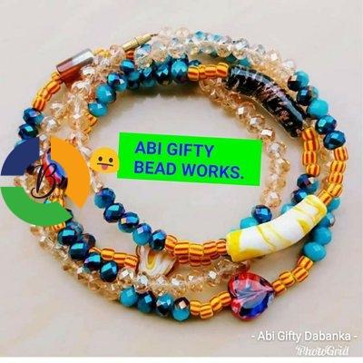 Ankle Beads - Brabeton