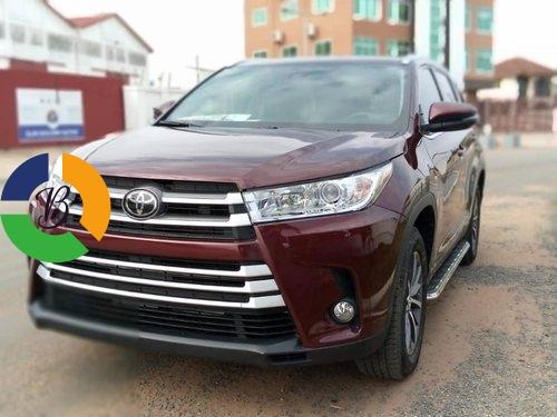 Toyota Highlander - Brabeton