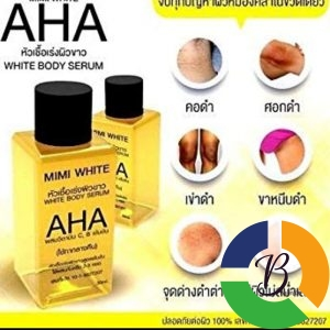 Aha White Body Serum - Brabeton