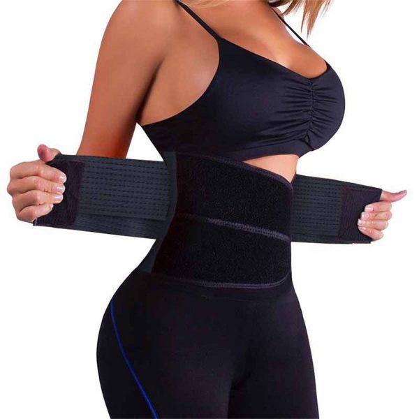 Waist trainer, bodyshaper and corset