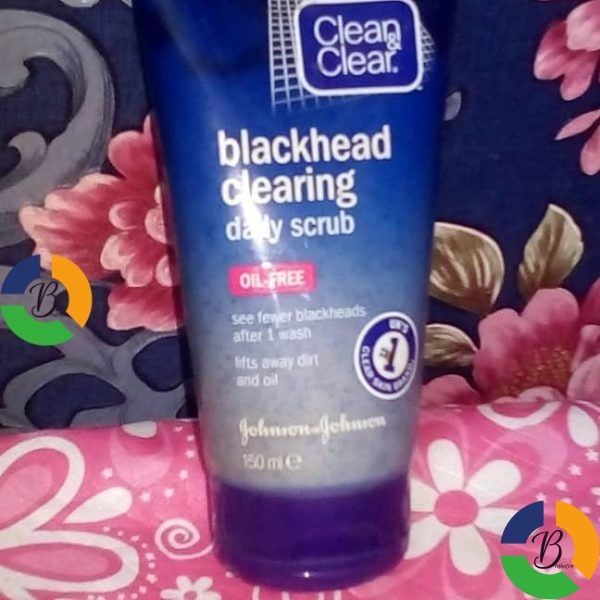 Blackhead Clearing Daily Scrub - Brabeton