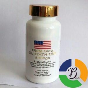 Gluta Glow Glutathione 5000gs - Brabeton