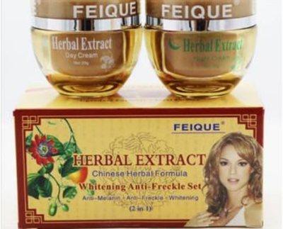 Herbal Extract Face Cream - Brabeton