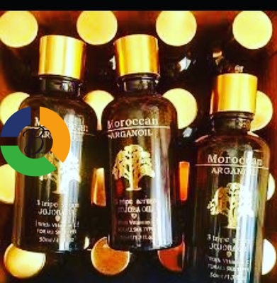 Moroccan Argan Oil - Brabeton