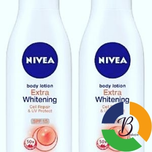 Nivea Whitening Body Lotion - Brabeton