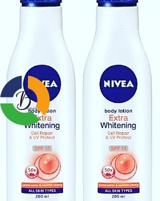 Nivea Whitening Body Lotion - Brabeton
