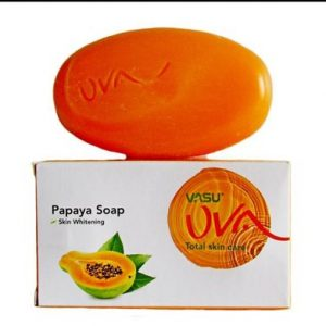 Papaya Skin Whitening Soap - Brabeton