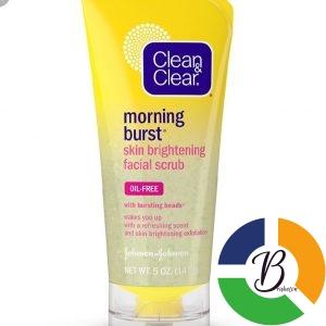 Skin Brightening Facial Scrub - Brabeton