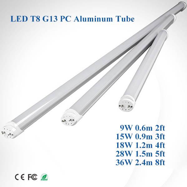 Led aluminium tube brabeton