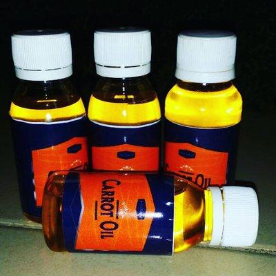 Carrot Oil - Brabeton