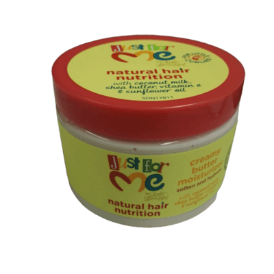 Just For Me Natural Hair Nutrition 340g - Brabeton