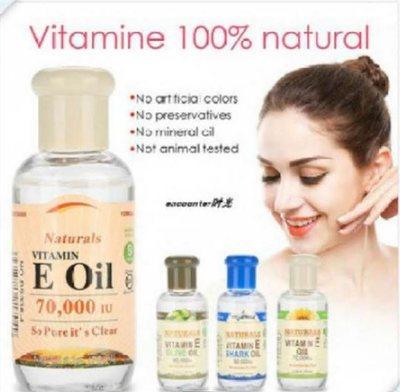Vitamin E Serum - Brabeton