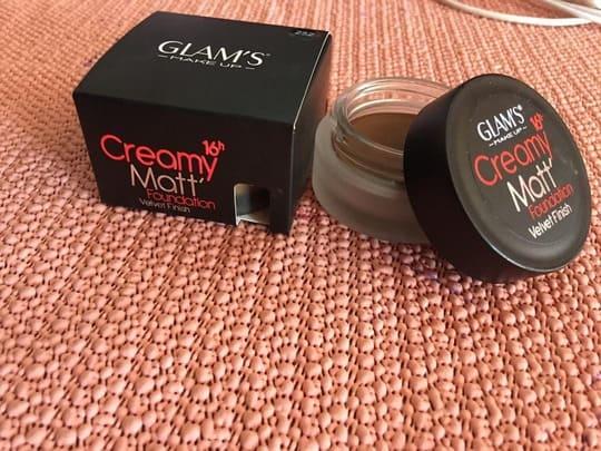 Glam's 16hr Creamy Matt Foundation - Brabeton