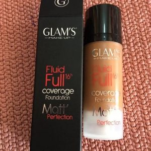 Glam's Fluid Full Coverage Foundation Brabeton