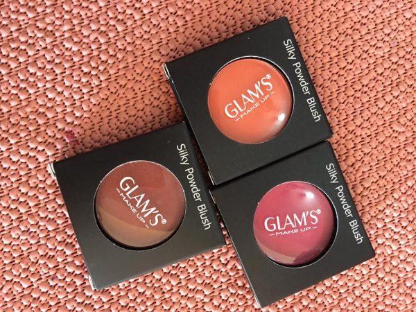 Glam's Silky Powder Blush