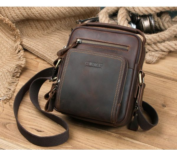 Qualtiy Multi Purpose Leather Shoulder Bags With Large Capacity » Brabeton » The People's Marketplace » 19/01/2021