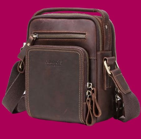 Qualtiy Multi Purpose Leather Shoulder Bags With Large Capacity Brabeton 2 » Brabeton » The People's Marketplace » 19/01/2021