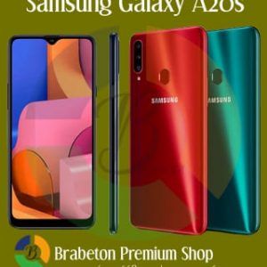 Samsung Galaxy A20s Brabeton