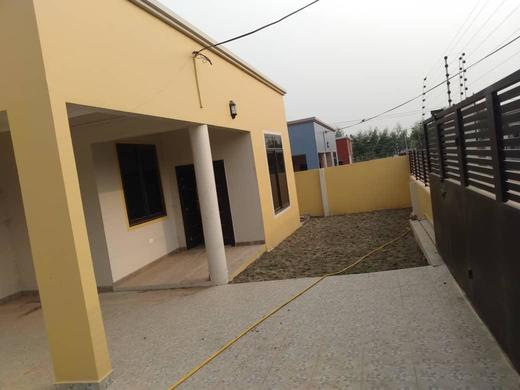 Very Executive 3bedroom House for Sale at Abokobi2 » Brabeton » The People's Marketplace » 25/01/2021