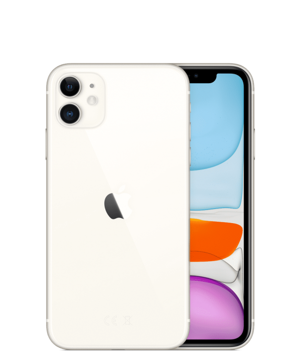 iPhone 11 White - Brabeton