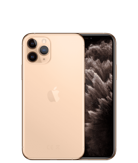 iphone 11 pro Gold Brabeton