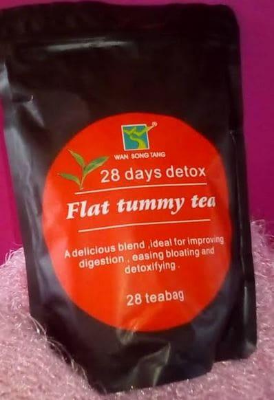 Flat Tummy Tea - Brabeton