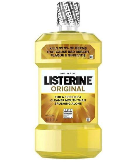 Listerine Mouth Wash - Brabeton