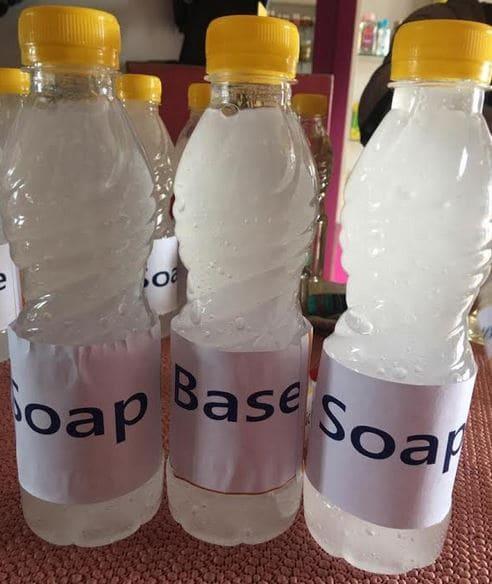Organic Soap Base Brabeton