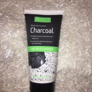 Charcoal Detox Face Wash - Brabeton