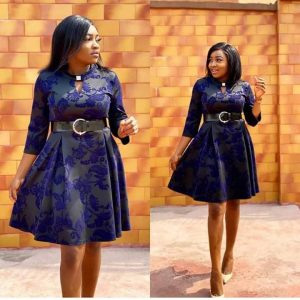 Executive Make a Statement Dress Brabeton