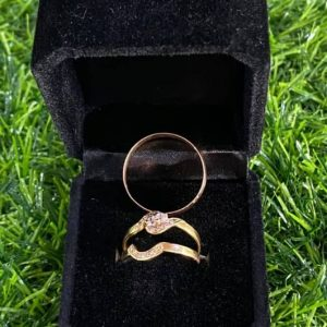 Gold Dust Ring - Brabeton