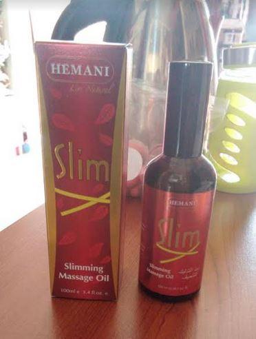 Hemani Slimming Oil - Brabeton