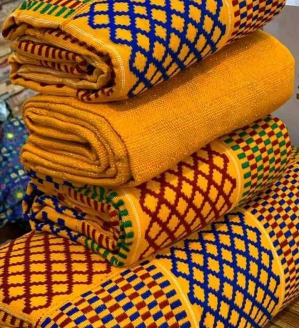 Quality Bonwire Kente