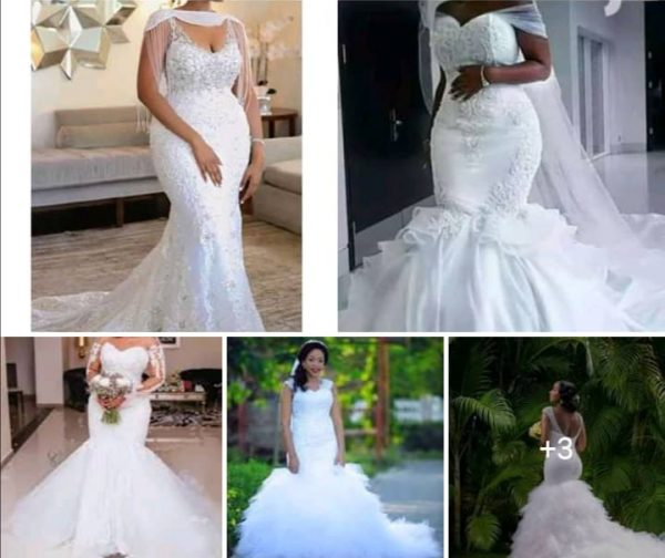 Wedding Gown Brabeton